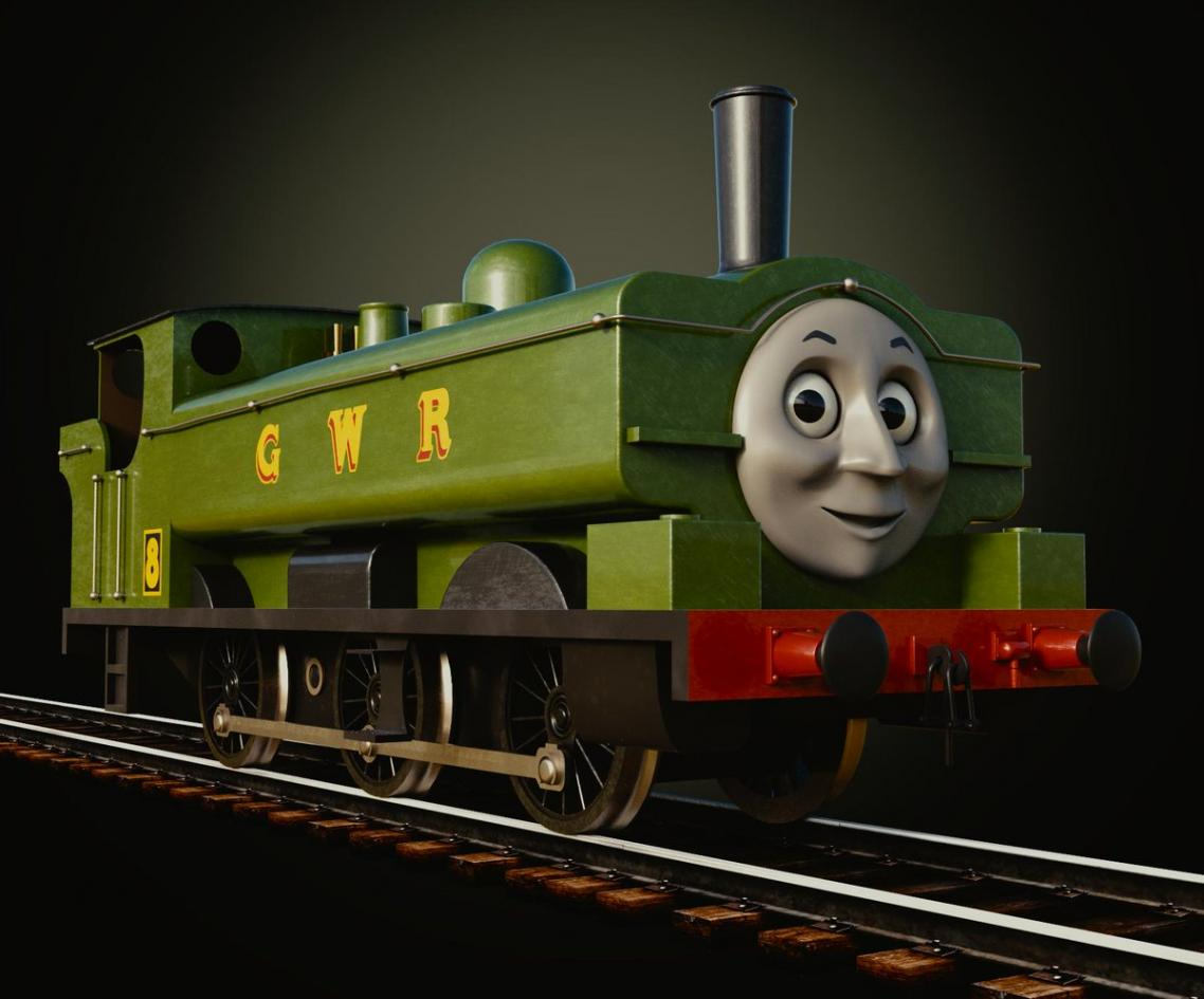 Trainz Discussion Forums - Gordon and the Swamp - Blogs